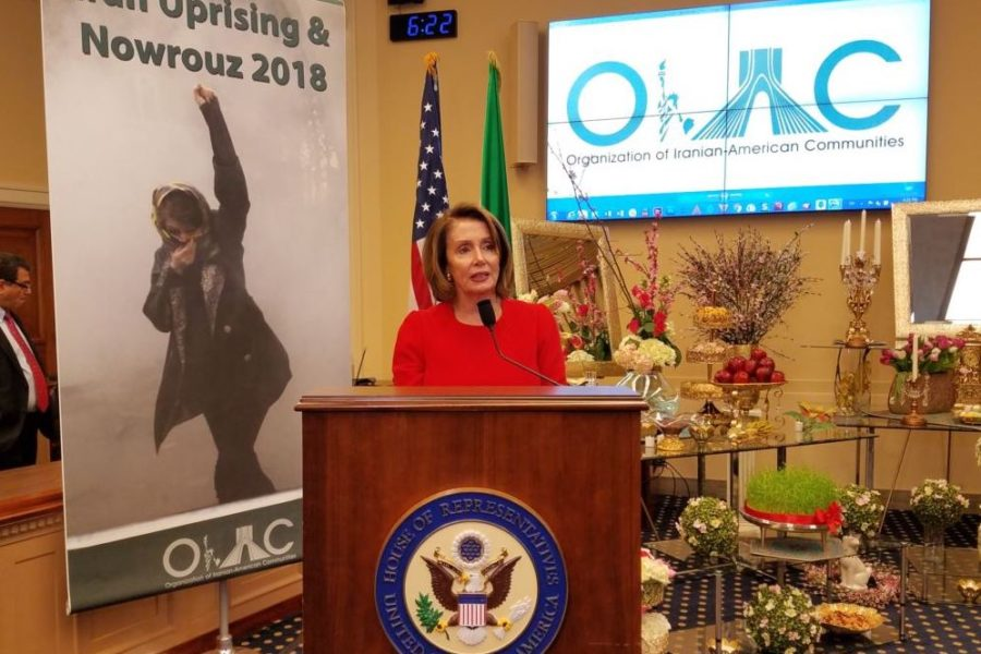 Democratic Leader Nancy Pelosi Remarks at Capitol Hill Nowruz