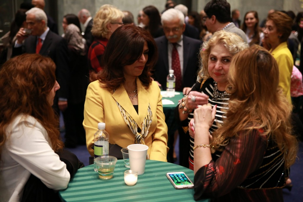 Organization of Iranian American Communities (OIAC) Nowruz Reception on Capitol Hill, March 9, 2017