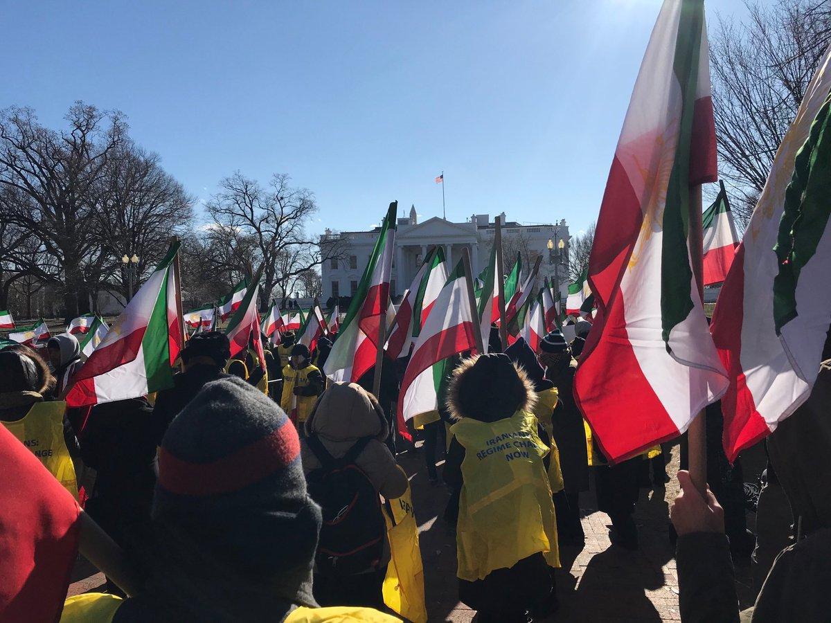 Iranian's Regime Change